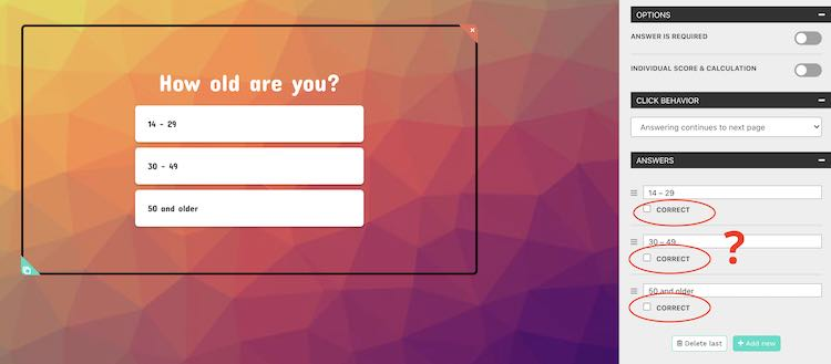 alternatives to leadquizzes - involve.me bad survey module