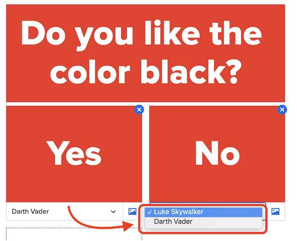 Buzzfeed personality test scoring